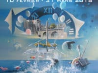 Affiche exposition Thierry Mordant