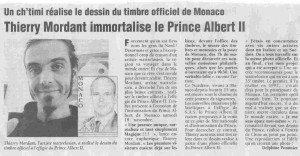 Article Nord Eclair 22.11.05