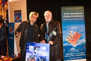 IIIeForum Cinema &Litterature Monaco 2004 Russel BANKS