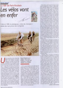 article  PARIS ROUBAIX le nouvel observateur