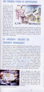 article journal beausoleil timbre 2004