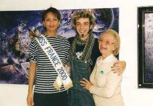 telethon 2000 Miss France